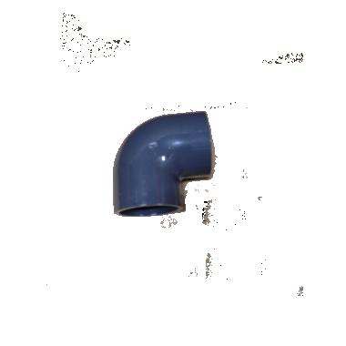 PVC põlved 20mm-90mm, 16bar