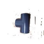 PVC T ühendus 20mm-90mm
